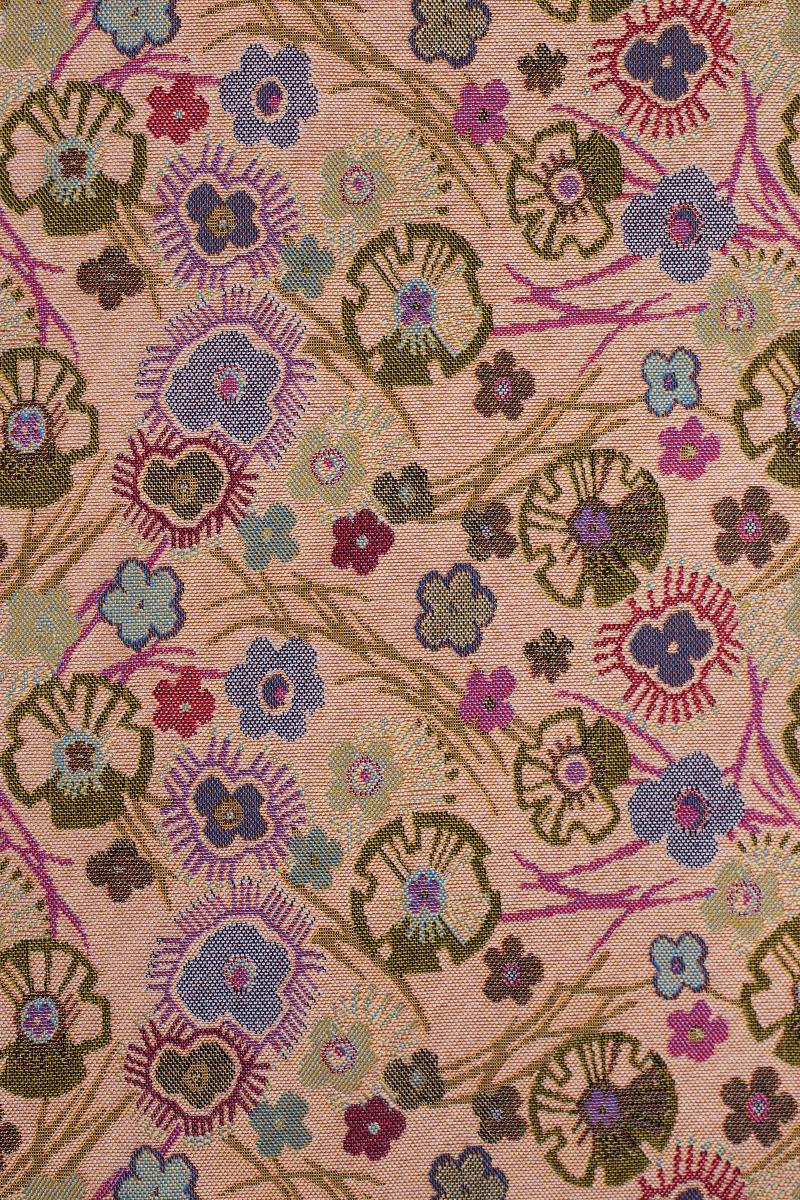 Гобелен Flowers 11 для заказа пуфиков и подушек в RANGA Performance