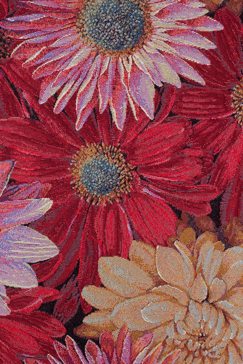 Гобелен Flowers 12 для заказа пуфиков и подушек в RANGA Performance