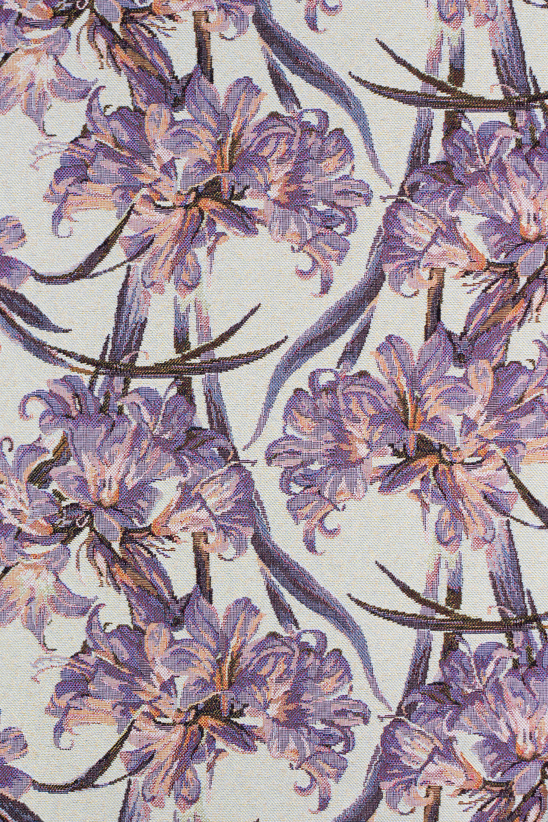 Гобелен Flowers 5 для заказа пуфиков и подушек в RANGA Performance