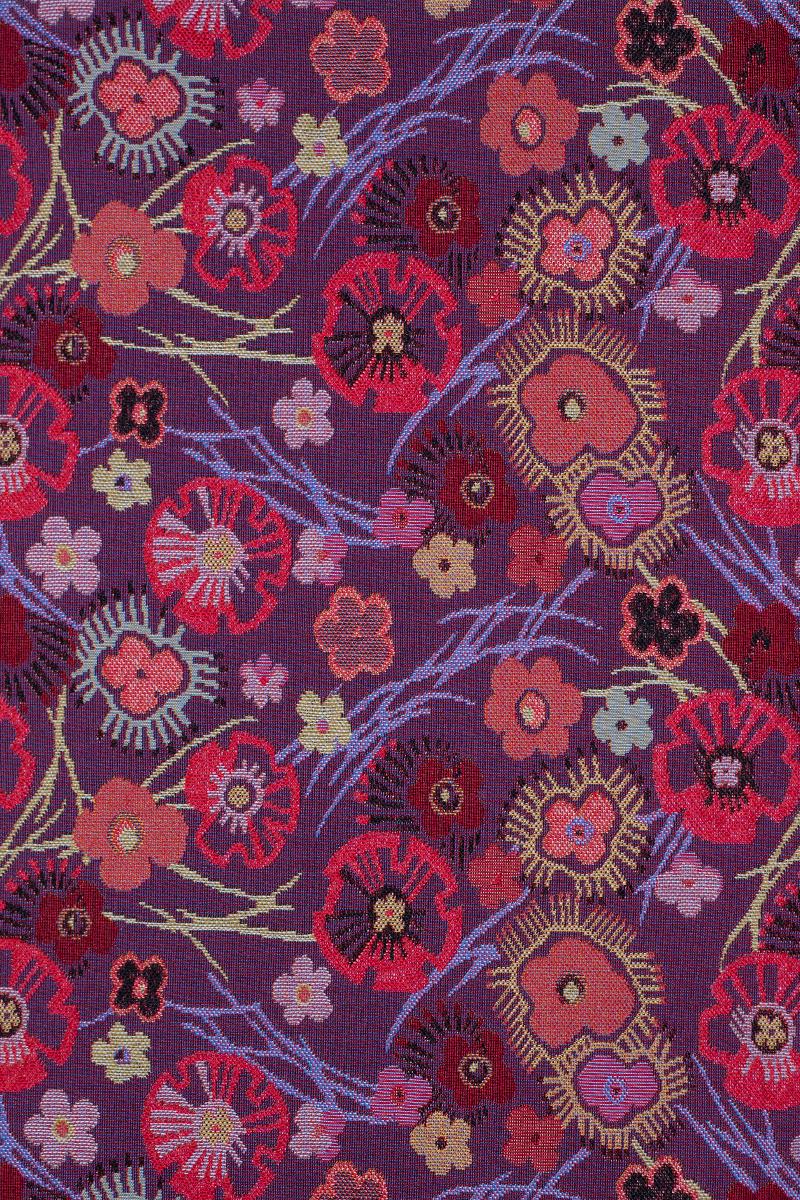 Гобелен Flowers 8 для заказа пуфиков и подушек в RANGA Performance