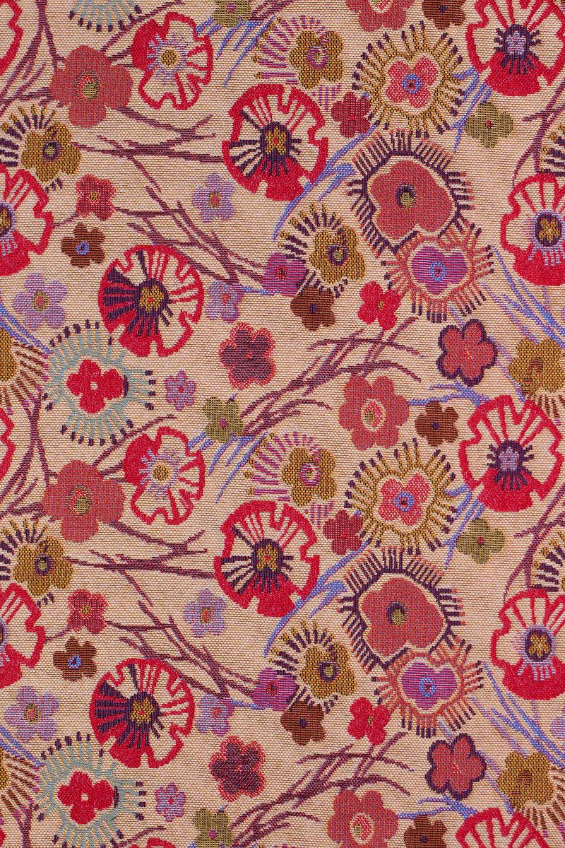 Гобелен Flowers 9 для заказа пуфиков и подушек в RANGA Performance
