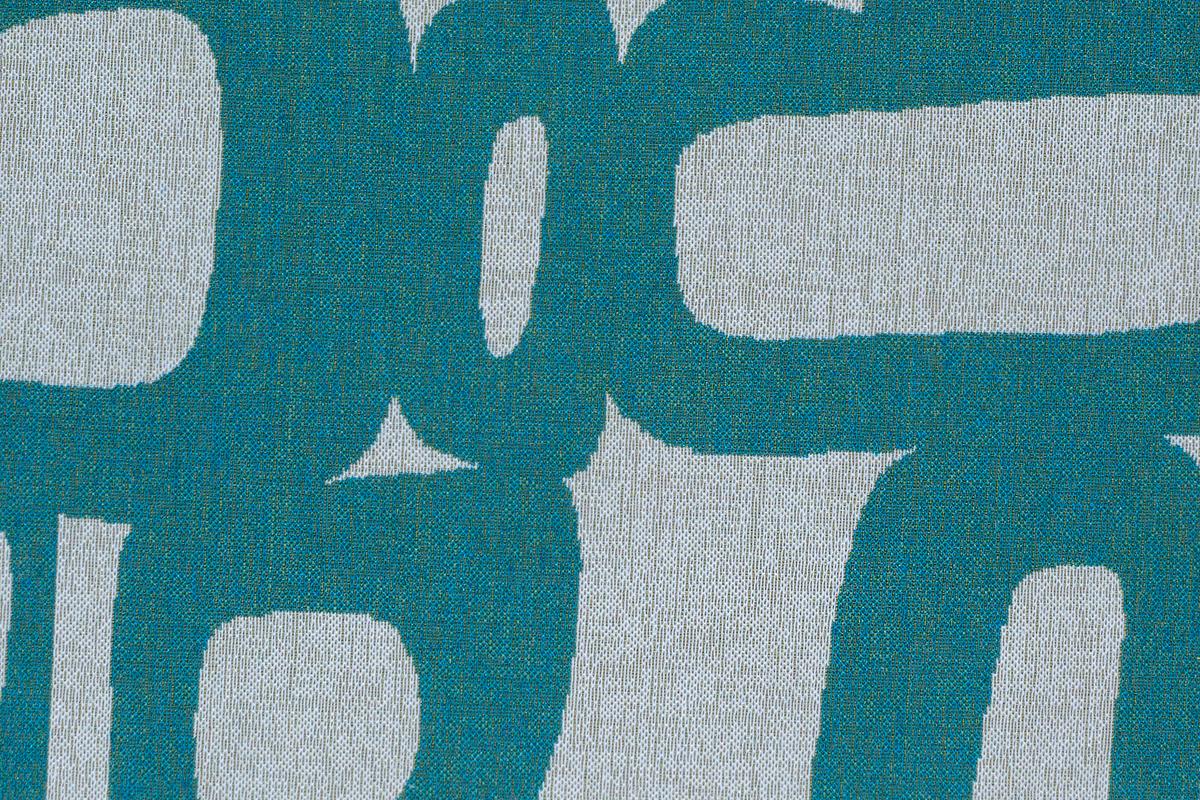 Гобелен Oval Green для заказа пуфиков и подушек в RANGA Performance