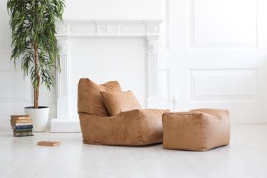 Комплект бескаркасной мебели серии Seat
