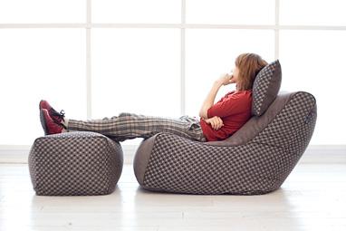 Комплект бескаркасной мебели от мастерской Ранга