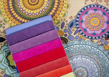 В бескаркасной мебели Ранга используется только износоустойчивая мебельная ткань