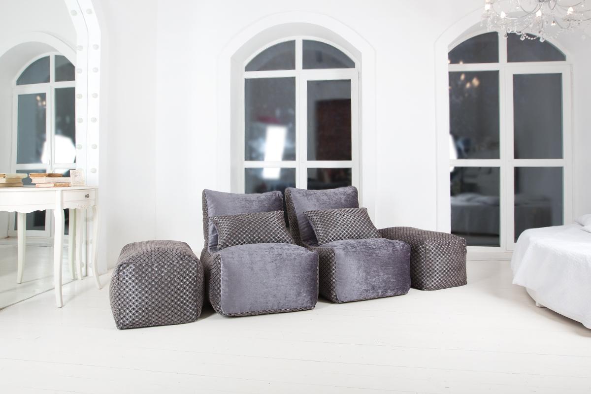 Дизайнерская бескаркасная мебель RANGA