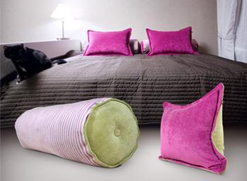 Комплект подушек заменяющих спинку дивана
