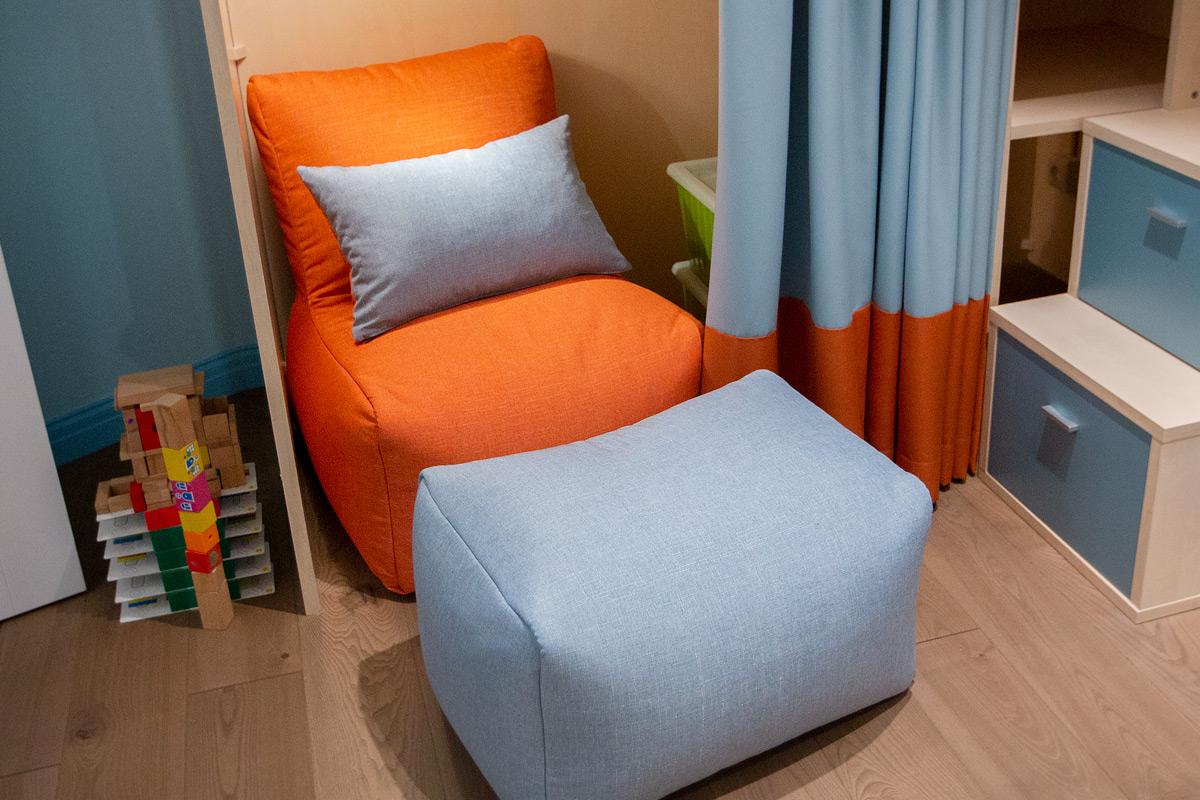Пример комплекта Seat под дизайн детской комнаты
