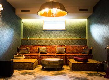Подушки в домашний кинотеатр с лаундж-зоной, Крекшино