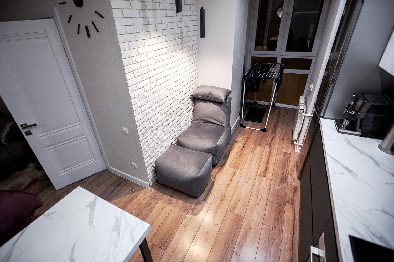 Комплект бескаркасной мебели RANGA серии Seat в ткани Велюр №2
