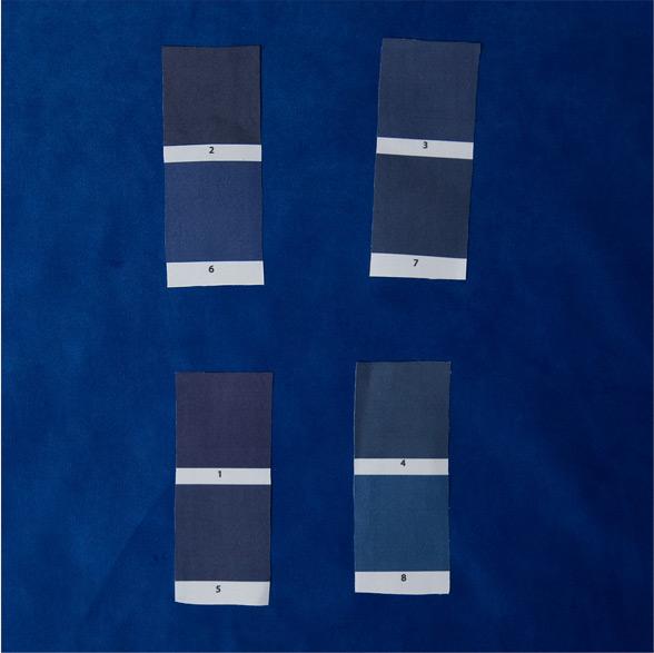 Подбор тканей для кресел-пуфиков для ВТБ